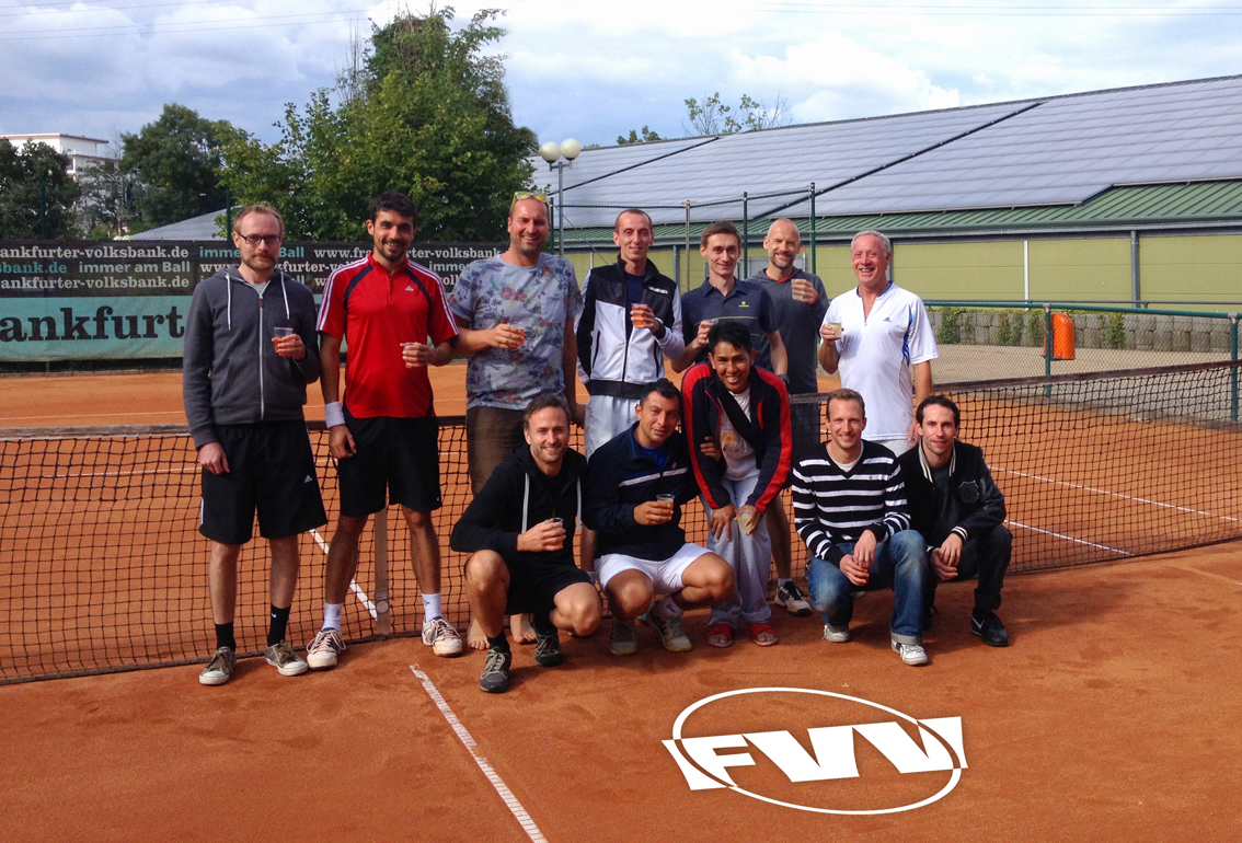 Tennis FVV Open